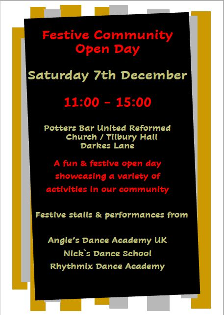 Open Day 7-12-19